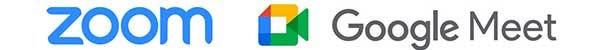 ZoomもしくはGoogle meetでオンラインセミナー